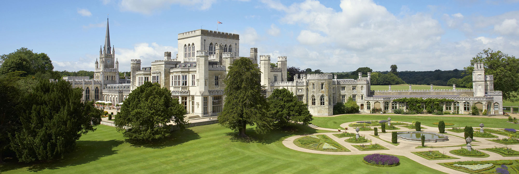 Ashridge Executive Education - exterior